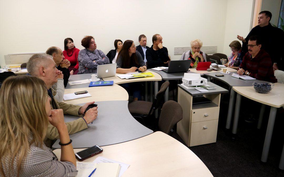 Екологічні групи обох Платформ провели спільне засідання