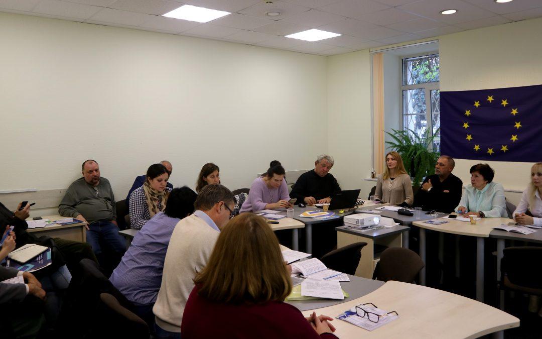 Відбулося спільне засідання робочих груп УНП та УС ПГС з питань молоді, освіти та культури
