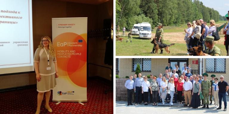 Ірина Сушко взяла участь в Панелі СхП з питань міграції, мобільності та інтегрованого управління кордонами, 13-14 червня 2019