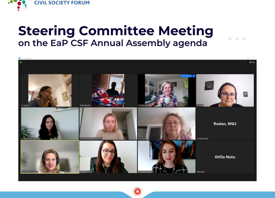 Засідання КК ФГС СхП, онлайн, 15-17.09.2021